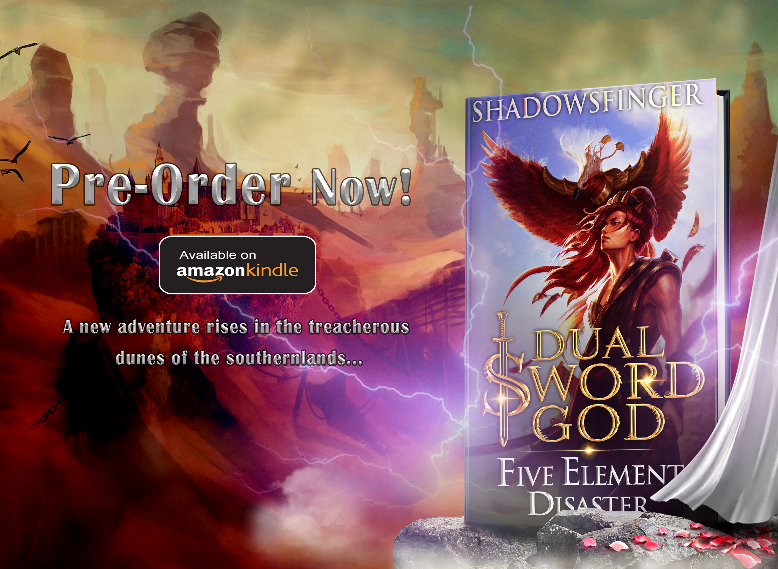 Dual Sword God Book 8 Wuxia Cultivation Series Cover